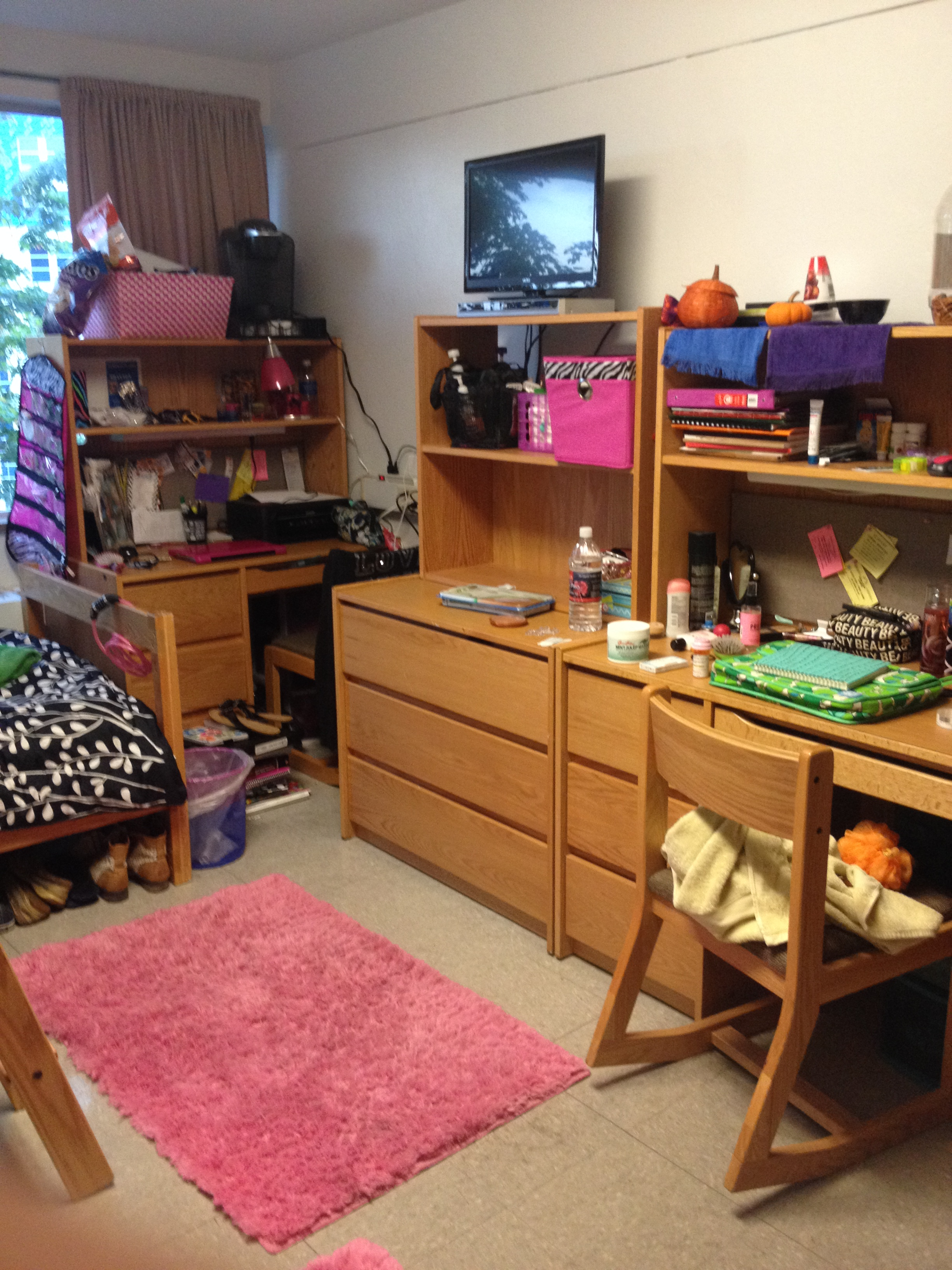 Typical Dorm Room: Does Residence Services Need To Make